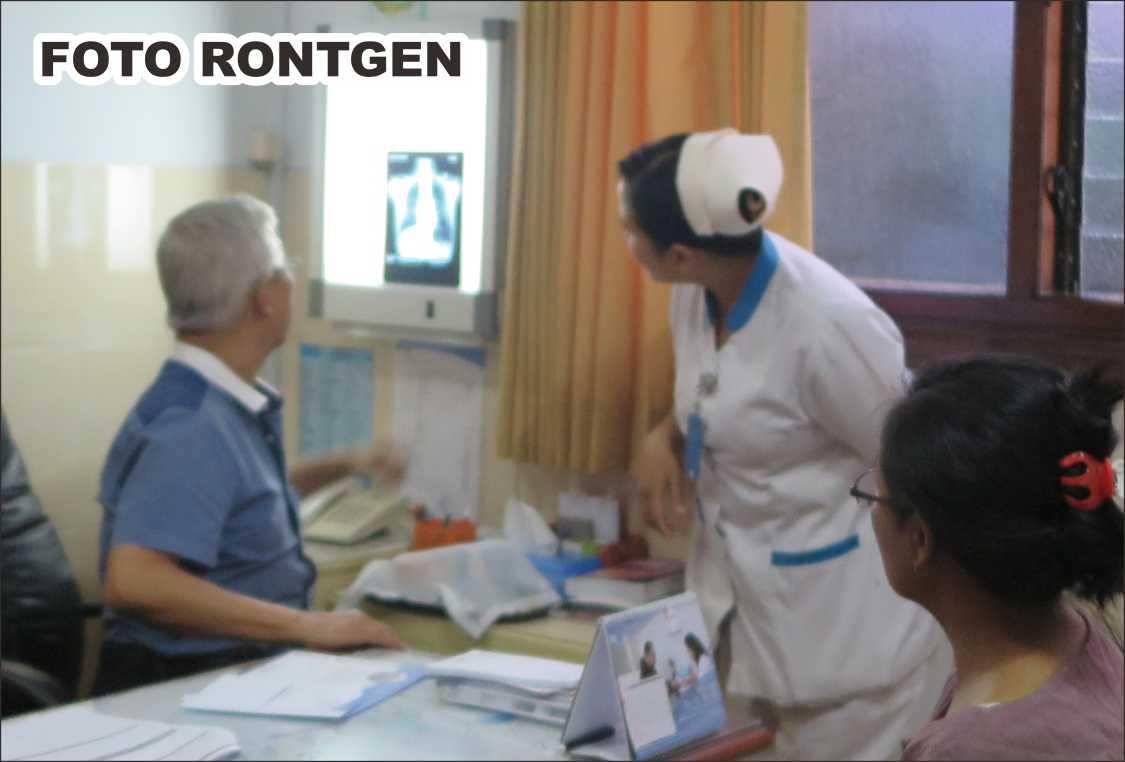 Ruangan Foto Rontgen